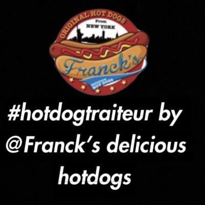 Franck's hotdogs  traiteur à domicile