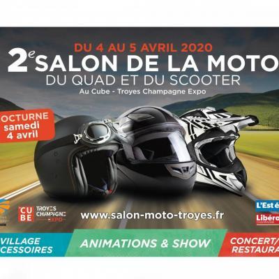 Salon de la moto2020